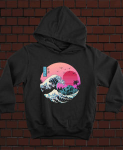 The Great Retro Wave Hoodie