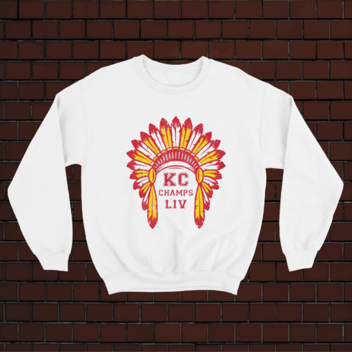 Kansas City Football Sweatshirt
