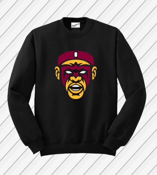 Ultimate Warrior Lebron Sweatshirt
